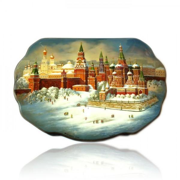 Вид на Кремль - Тугаринова Г.