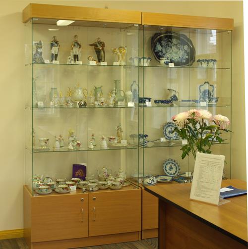 Магазин Московского областного музея народных художественных промыслов