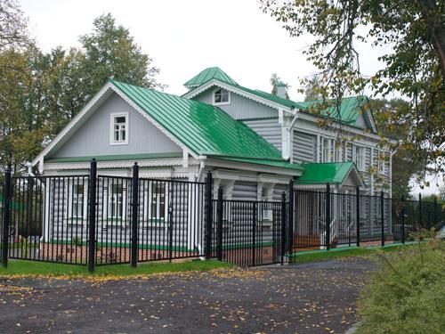Московский областной музей народных художественных промыслов в Федоскино